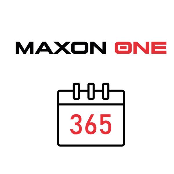 Maxon One Annual Subscription